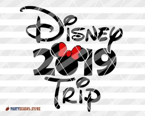 party season store Disney Trip 2019 Minnie 2